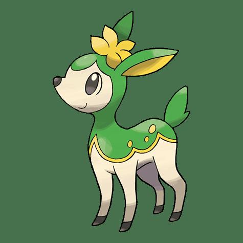 Deerling verano