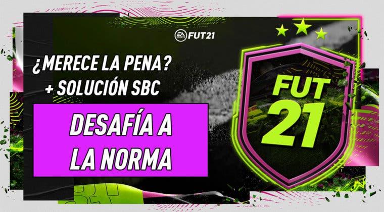 """Imagen de FIFA 21: ¿Merece la pena el SBC """"Desafía a la norma""""?"""