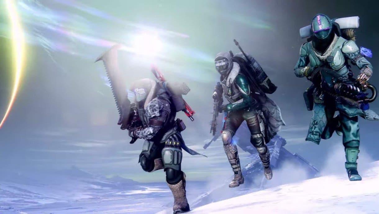 Destiny 2 Así funciona el nuevo equipamiento exótico de Más Allá de la Luz