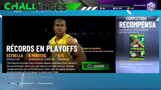 NBA 2K21 Spotlight Bajo los Focos