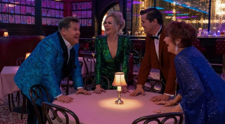 Imagen de Así es The Prom, la nueva película de Ryan Murphy para Netflix, con Meryl Streep y Nicole Kidman