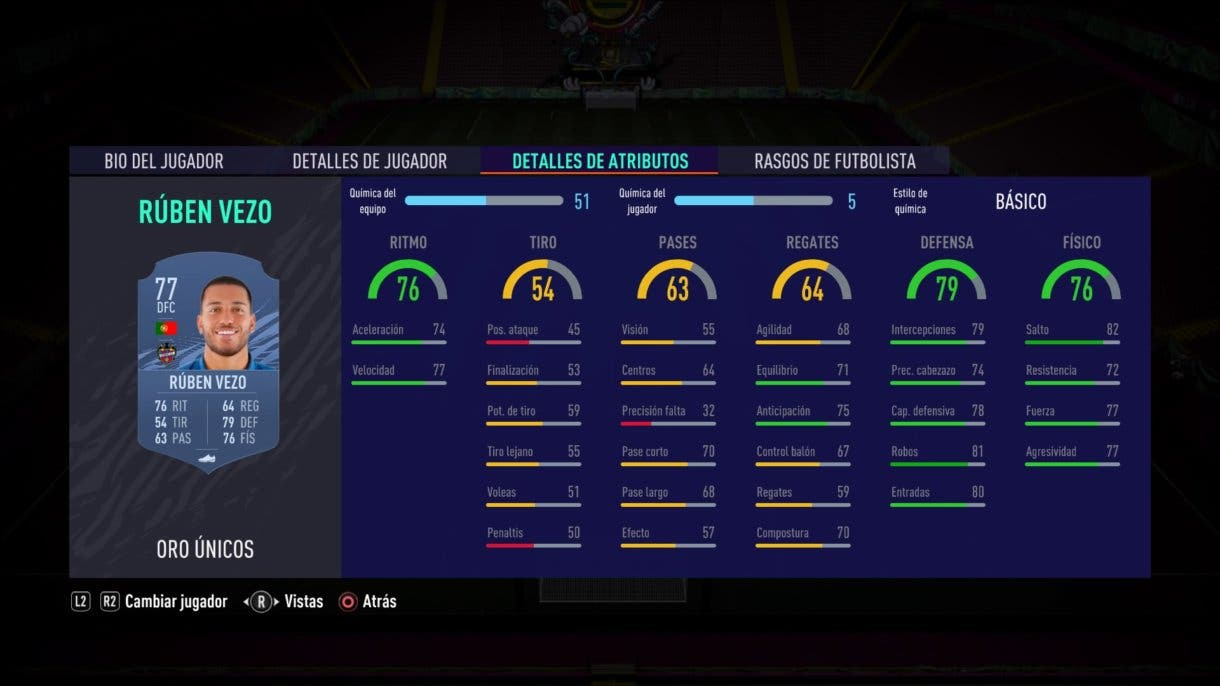 Vezo FIFA 21 Ultimate Team