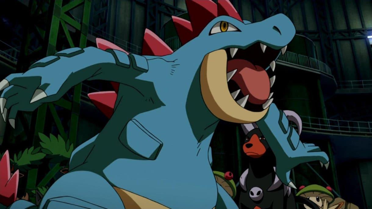 Feraligatr Pokémon inicial