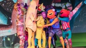 Imagen de Fortnite adelanta nuevas imágenes del inminente concierto de J Balvin