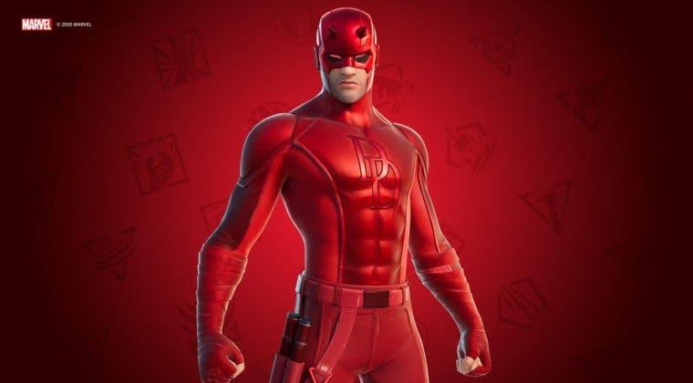 Imagen de Fortnite revela la nueva Copa Daredevil y cómo conseguir su skin gratis