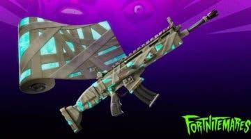 Imagen de Fortnite: cómo conseguir gratis el envoltorio de arma 'La Cólera de Cólera' gracias a este código secreto