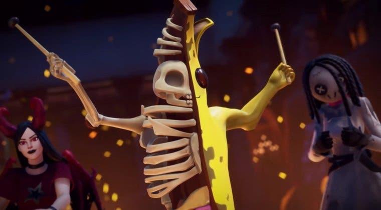 Imagen de Fortnite filtra los nuevos desafíos extra de su evento de Halloween 2020