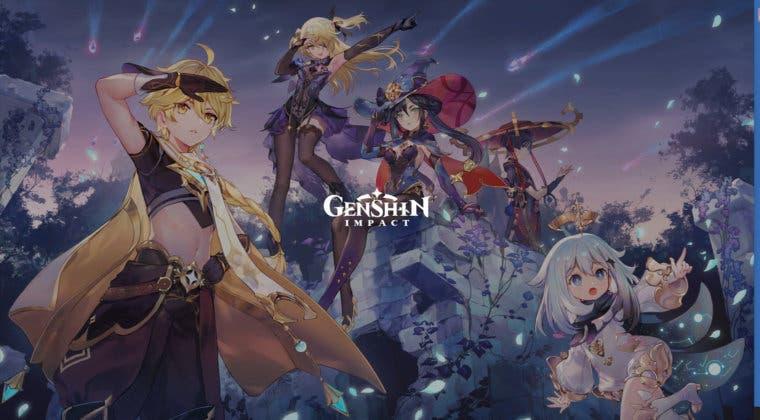 Imagen de Genshin Impact: retrocompatibilidad con PS5, sistema de reputación y más en la versión 1.1