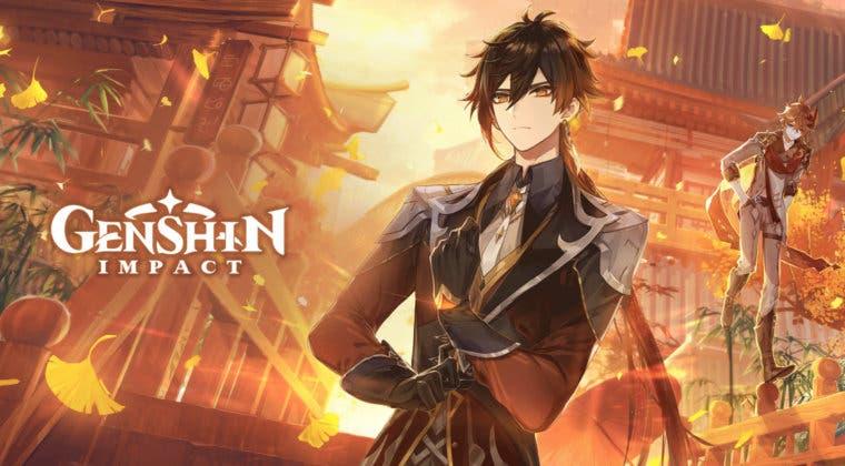 Imagen de Genshin Impact se desenvolverá a 60 FPS en PlayStation 5