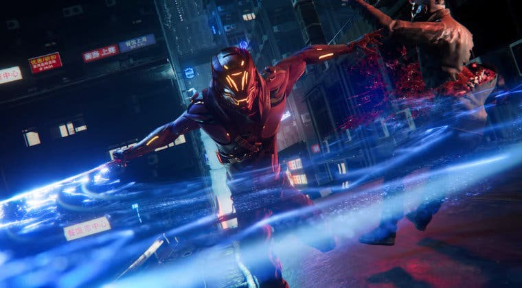 Imagen de Ghostrunner contará con actualización gratuita para Xbox Series X/S y PlayStation 5