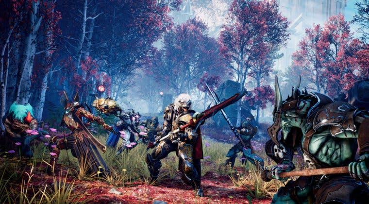 Imagen de Las misiones secundarias de Godfall se basarán enteramente en combatir
