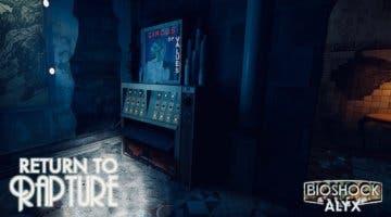 Imagen de Rapture de BioShock llega a Half-Life: Alyx a través de este sorprendente mod
