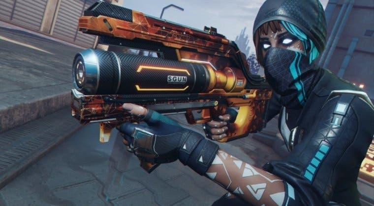 Imagen de Hyper Scape recibe la Temporada 2 con una nueva arma, un nuevo modo y más