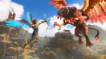 Imagen de Immortals Fenyx Rising para Switch se deja ver por primera vez en este gameplay