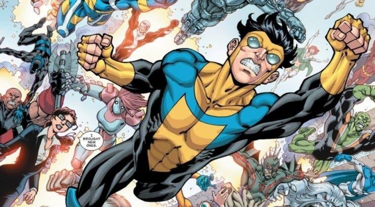 Imagen de Invincible: la nueva serie de superhéroes de Amazon se luce en un violento tráiler