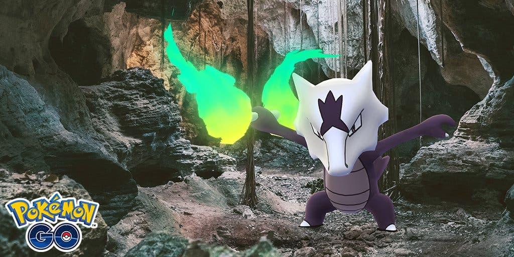 Marowak de Alola Pokémon GO