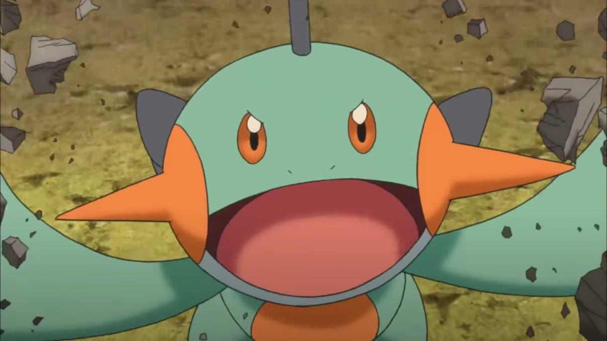 Marshtomp Pokémon inicial