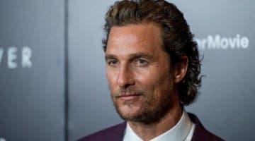 Imagen de El curioso motivo por el que Matthew McConaughey estuvo a punto de dejar la actuación