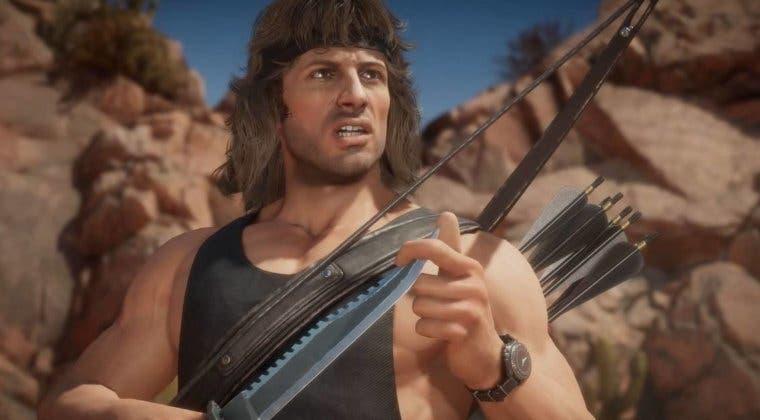 Imagen de Rambo y Terminator se enfrentan en un nuevo gameplay de Mortal Kombat 11