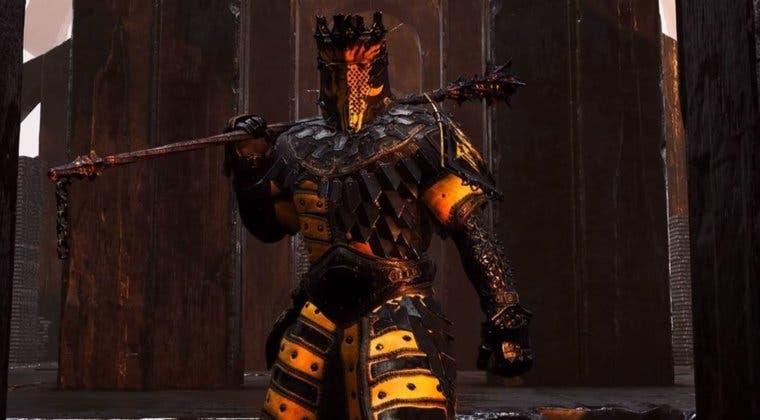 Imagen de Mortal Shell se actualiza con una nueva misión, skins, un Modo Foto y más