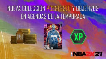 Imagen de NBA 2K21 MyTeam: nueva colección Possessed, desafío semanal y objetivos en Agendas de la Temporada