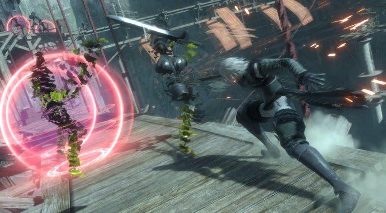 Imagen de NieR: Replicant ver.1.22474487139... se luce en un nuevo gameplay