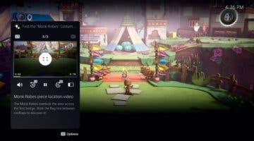 Imagen de PS5: Los usuarios de PS Plus tendrán guías oficiales dentro de los juegos