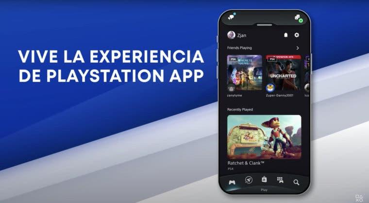 Imagen de Sony presenta una nueva versión de PlayStation App