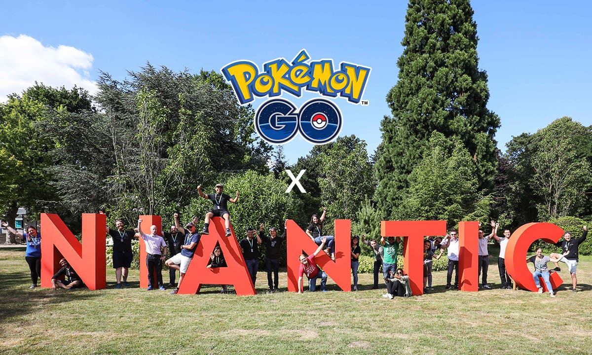 Pokémon GO Niantic