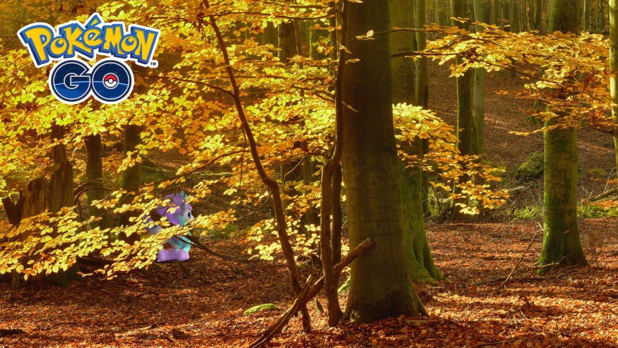 Pokémon GO Ponyta de Galar 3