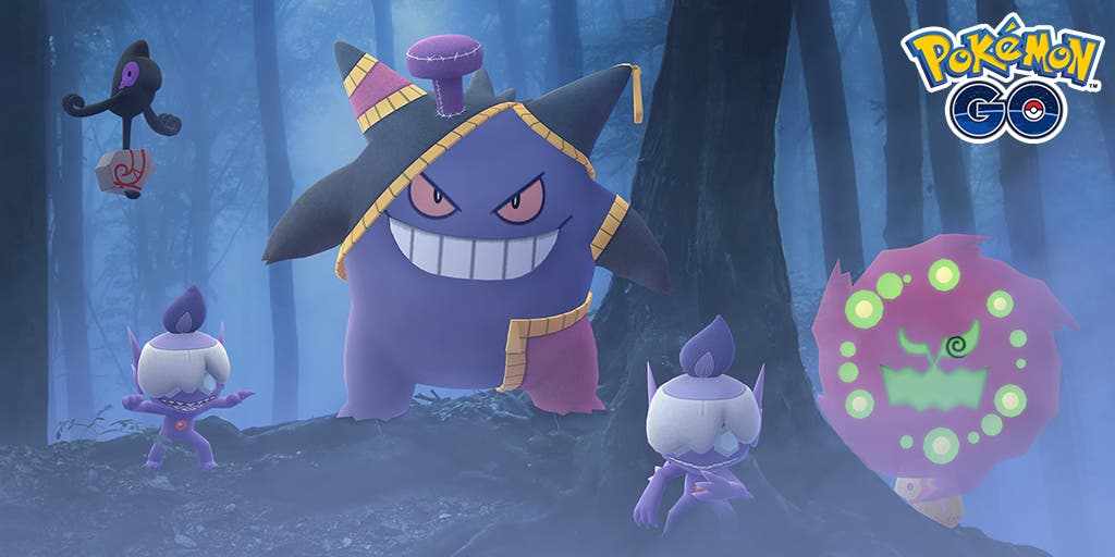 Pokémon GO evento Halloween 2020