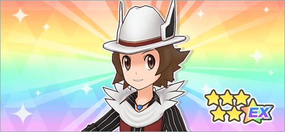 Pokémon Masters Lucho 6EX
