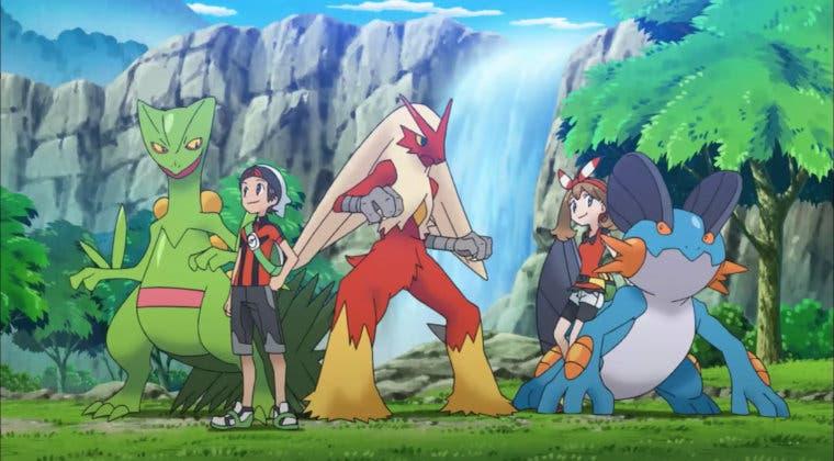 Imagen de Elige al mejor Pokémon inicial: ¿Sceptile, Blaziken o Swampert?