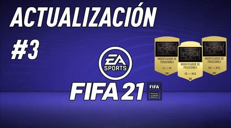 Imagen de FIFA 21: estas son las novedades de la actualización #3