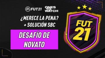 "Imagen de FIFA 21: ¿Merece la pena el SBC ""Desafío de novato""? (18/10/2020)"