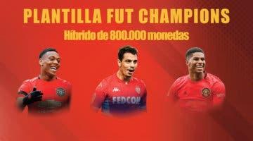 Imagen de FIFA 21: equipo de precio alto (800.000 monedas) para competir en FUT Champions y Division Rivals