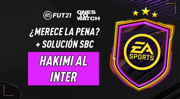 """Imagen de FIFA 21: ¿Merece la pena el SBC """"Hakimi al Inter""""?"""