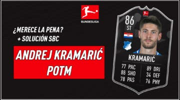 Imagen de FIFA 21: ¿Merece la pena Kramaric POTM? + Solución de su SBC