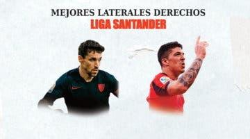 Imagen de FIFA 21: mejores laterales derechos de la Liga Santander