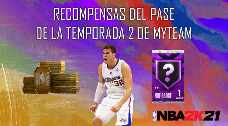 Imagen de NBA 2K21 MyTeam: estas son las recompensas del Pase de Temporada 2