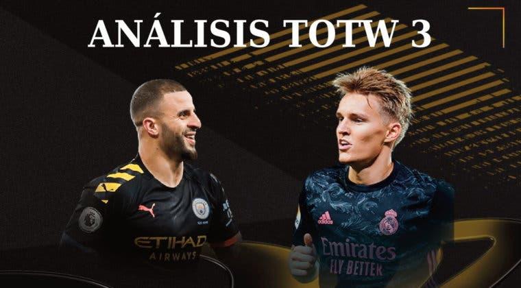 Imagen de FIFA 21: análisis del TOTW 3