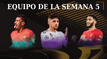 Imagen de FIFA 21: este es el quinto Equipo de la Semana (TOTW 5)