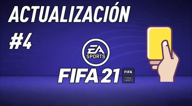 Imagen de FIFA 21: estas son las novedades de la actualización #4