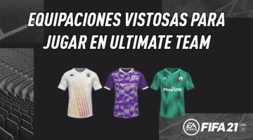 Imagen de FIFA 21: equipaciones vistosas para jugar en Ultimate Team