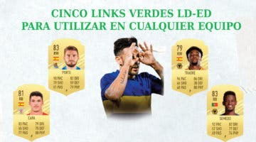 Imagen de FIFA 21: cinco links verdes interesantes LD-ED para usar en cualquier equipo