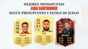 Imagen de FIFA 21: los mejores mediapuntas de la Liga Santander para cada presupuesto y estilo de juego