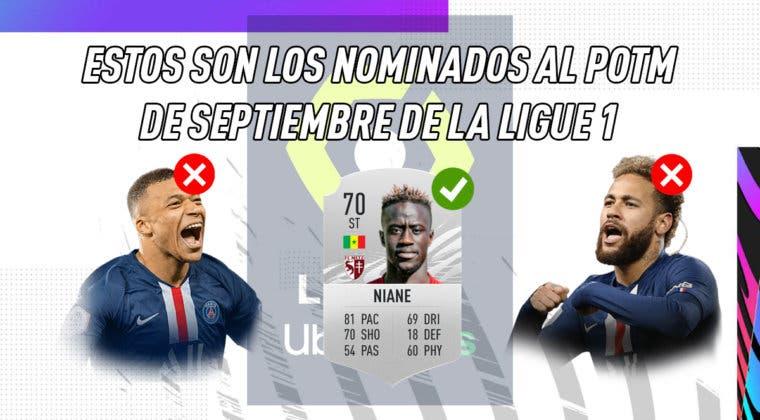 Imagen de FIFA 21: estos son los nominados al POTM de septiembre de la Ligue 1