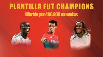 Imagen de FIFA 21: equipo de 400.000 monedas para competir en FUT Champions y Division Rivals