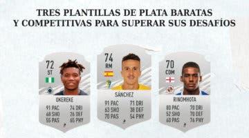 Imagen de FIFA 21: tres equipos de plata muy competitivos y a buen precio para superar sus objetivos