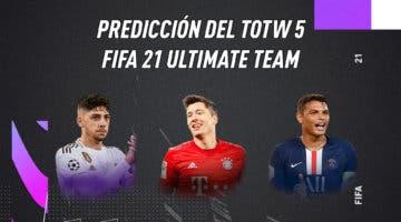 Imagen de FIFA 21: predicción del Equipo de la Semana (TOTW) 5